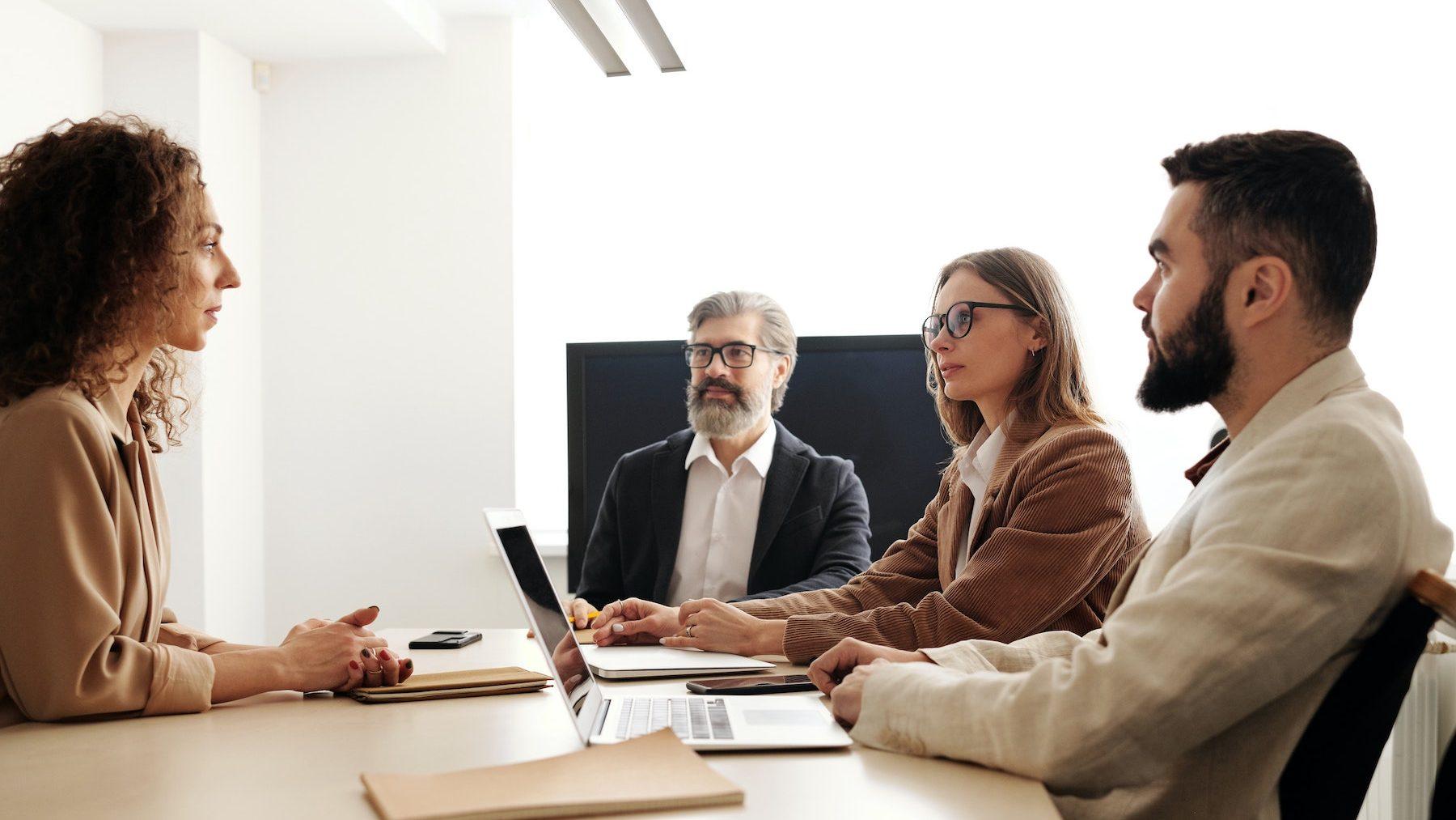 Besprechung HR